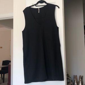 Free People sleeveless sweater dress